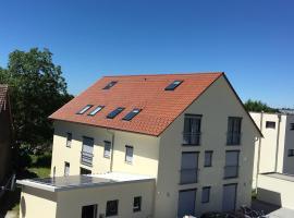 Boardinghouse Casita Amann, hotel near Messe Friedrichshafen, Friedrichshafen