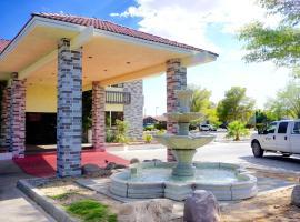 Rodeway Inn & Suites Ridgecrest, hotel in Ridgecrest