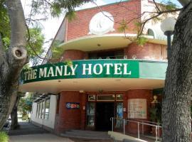 Manly Hotel, B&B in Brisbane