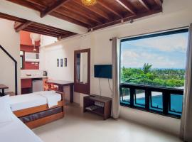 Agos Boracay Rooms + Beds, отель в Боракае