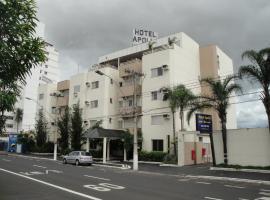 Hotel Apollo, hotel in Uberlândia