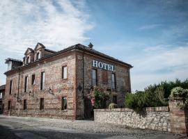 Hotel Le Botti, hotel a Guarene