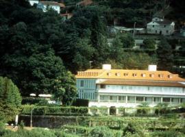 Grande Hotel Da Bela Vista, hotel in Caldelas
