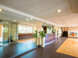 Hotel Residence Ulivi E Palme, отель в Кальяри