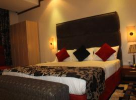 Victoria Blue Hotels & Apartments、キガリのホテル