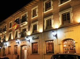 Hotel Gaudi, hotel en Astorga