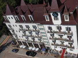 Hotel Coroana Moldovei, отель в Слэник-Молдове