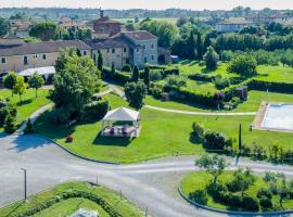 Le Colombaie Country Resort, golf hotel in Ponsacco