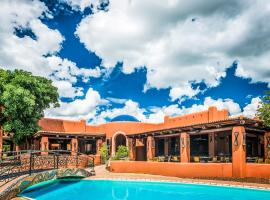 Avani Victoria Falls Resort, hotel in Livingstone