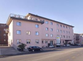 Hotel Mary, отель в Виченце