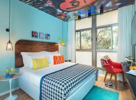 מלון 75, מלון בתל אביב