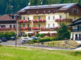 Residence Capriolo, hotel near Sonneck - Ust, Lavarone