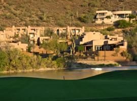 Inn at Eagle Mountain, golf hotel in Scottsdale