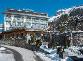 Hotel Schönegg, hôtel à Wengen