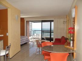 Apartamento Em Andar Alto com Vista Mar Meireles, hotel near Portugal Square, Fortaleza