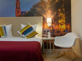 France Hotel, hôtel à Amsterdam près de: Point de vue A'DAM Lookout