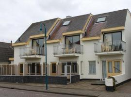 Appartementen Zeerust, apartment in De Koog