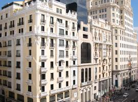 Petit Palace Triball, hotel en Madrid