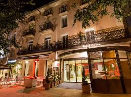 Grand Hotel d'Orange, Sure Hotel Collection by Best Western、オランジュのホテル