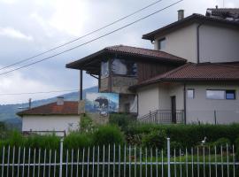 Семеен хотел Балканъ