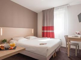 Appart'City Lyon Part Dieu Garibaldi, hôtel à Lyon