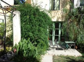 Petite suite Champêtre en ville, holiday home in Montpellier