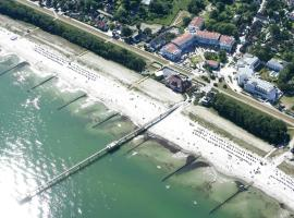 Aparthotel Zingst, serviced apartment in Zingst