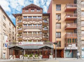 Montecarlo, hotel in Encamp