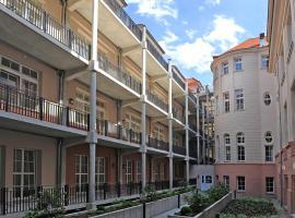 Vienna Townhouse Batschari Baden-Baden, ξενοδοχείο στο Μπάντεν-Μπάντεν