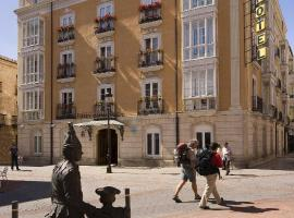 Hotel Norte y Londres, hotel in Burgos