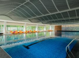 Lielupe Hotel SPA & Conferences by Semarah, hotel in Jūrmala