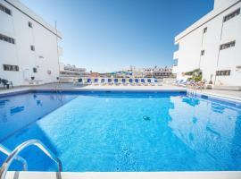 Sun Beach – hotel w pobliżu miejsca Plaża w miejscowości Santa Ponsa w miejscowości Santa Ponsa
