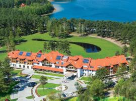 Natura Mazur Resort & Conference, hotel with pools in Warchały