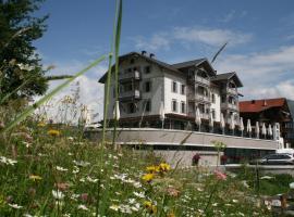 The Alpina Mountain Resort, hotel in Tschiertschen
