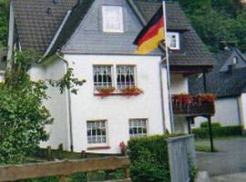 Pension Deimel, budget hotel in Hallenberg