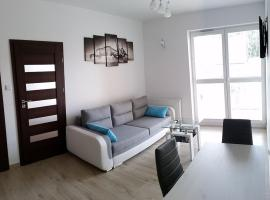 Apartamenty Dario, apartment in Ostróda