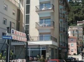 Hotel Aquilia, hotel in Laigueglia