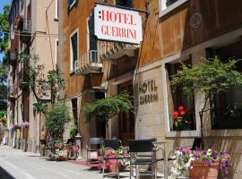 Hotel Guerrini, отель в Венеции