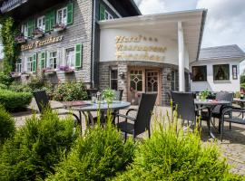 Hotel Forsthaus, spa hotel in Winterberg