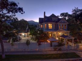 The St. Mary's Inn, Bed and Breakfast, B&B in Colorado Springs