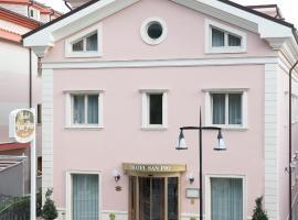 Hotel San Pio, hotel in San Giovanni Rotondo