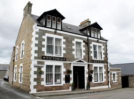 Victoria Hotel, hotel in Portknockie