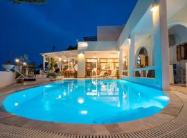 Villa Galinia, hotel in Akrotiri