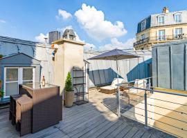 Hotel Korner Montparnasse, hotel near City Hall of the 15th district of Paris, Paris