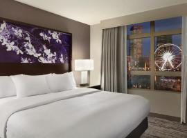 Embassy Suites Atlanta at Centennial Olympic Park, hotel in Atlanta