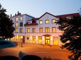 Hotel Constantia, hotel in Konstanz