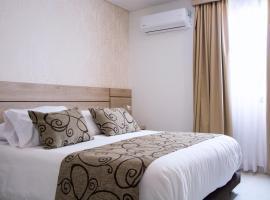 Hotel Arawak Plaza, hotell sihtkohas Sincelejo