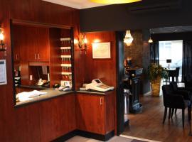 Hotel Royal Zelzate, hôtel à Zelzate