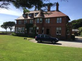 Sandhill House, country house in Troon