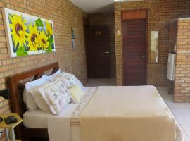 Pousada Casa Do Alemão, guest house in Flecheiras